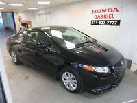 2012 Honda Civic LX Coupe  AT