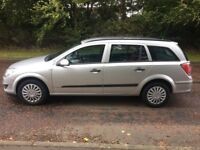 2008 Vauxhall Astra LIFE A/C A Estate,5 Door, Petrol, AUTO, 12 months MOT*,low miles and very clean