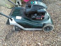 Hayter Spirit 41cm petrol lawnmower
