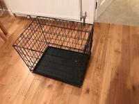 X small dog cage