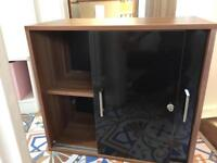 Office cabinet with lock