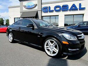 2012 Mercedes-Benz C-Class C350 LOW KM. NAVIGATION .PANOR. ROOF.
