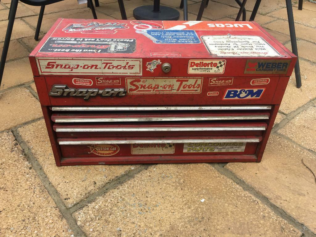 Snap On Tool Box Old 80 S In Chessington Surrey Gumtree