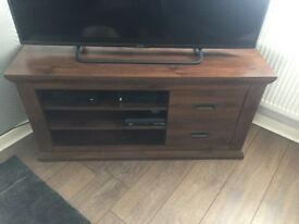 Clifton Tv cabinet please see item description in Photos and measurements