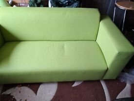 3 seater Sofa available for collection