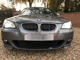 530d M Sport Saloon LCI Facelift