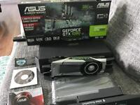 Asus nvidia geforce gtx 1080 FE 8GB graphics card PC