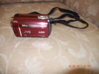 JVC EVERIO CAMCORDER FOR SALE
