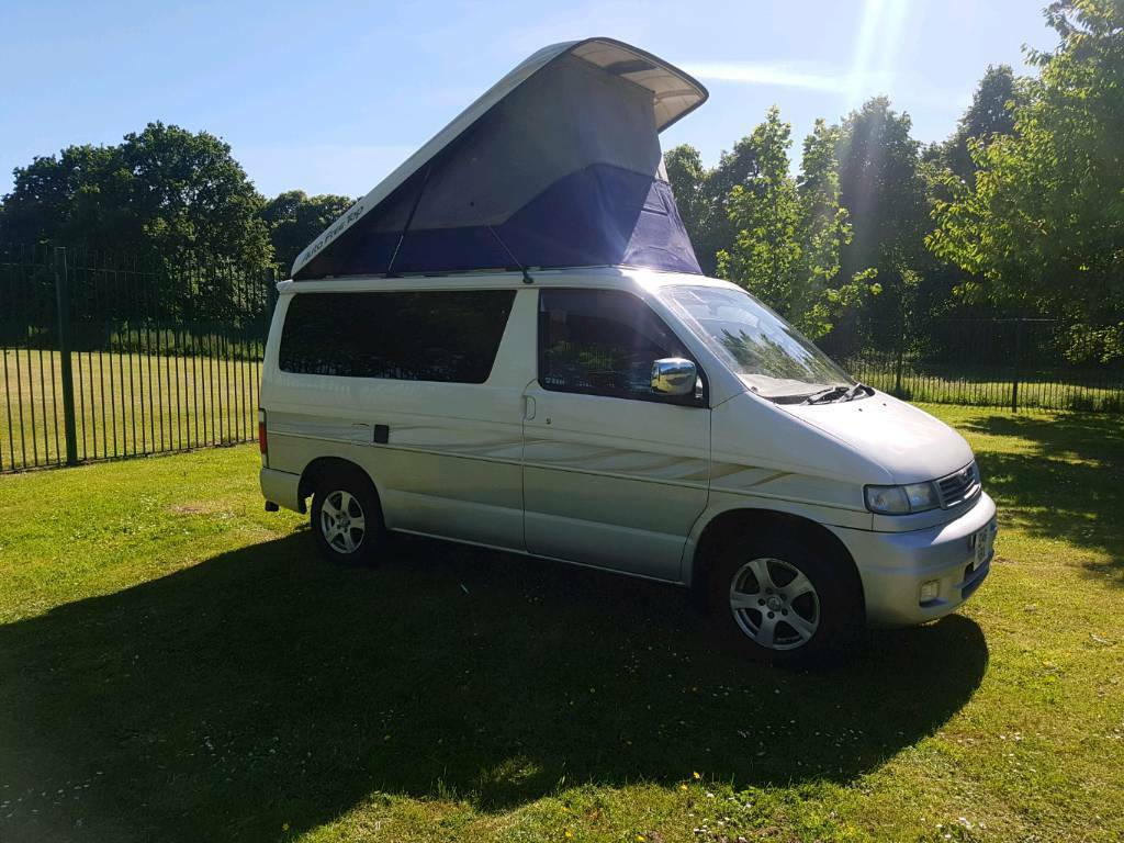 Mazda bongo 4 berth motorhome 111k miles mot may 2019 | in Middlesbrough, North Yorkshire | Gumtree