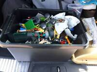 Lego huge box of mixed bionicle etc