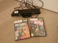 XBOX 360: Kinect Senor Bar & Dance Games