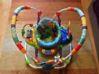 Baby Einstein Neighbourhood Friends Activity Jumperoo, Mint Condition