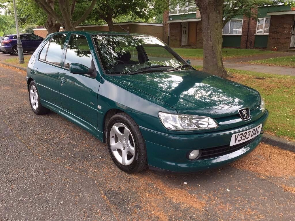 peugeot 306 d turbo hdi full main dealer service history 70k 12 months mot in heathrow. Black Bedroom Furniture Sets. Home Design Ideas