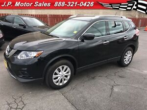 2016 Nissan Rogue S, Automatic, Steering Wheel Controls, AWD
