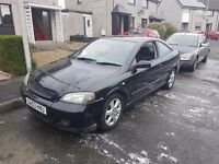 Astra coupe. 8 months mot