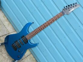 COLLECTIBLE YAMAHA RGX 121S IN BEAUTIFUL CONDITION! GREAT METAL GUITAR!