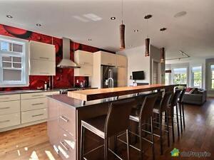 445 000$ - Maison en rangée / de ville à vendre à St-Sauveur