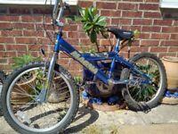 """BMX Magna Razor,20"""" Wheel"""