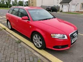 Audi a4 S line 2.0 tdi estate