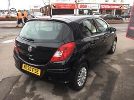 Vauxhall Corsa 1.2 Life *** ONLY 49,000 MILES! *** 12 MONTHS WARRANTY! ***
