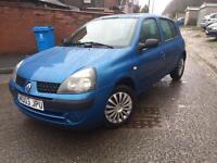 Renault Clio 1.2 petrol FSH