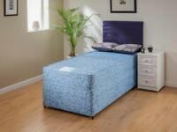 Beds (economy mattress & diffrent quality+ drawers+ headboard)