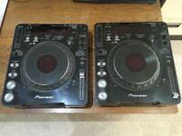 Pioneer CDJ 1000MK3 Pair CDJ 1000 MK3