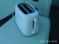 new white toaster £3