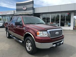 2006 Ford F-150 XLT 4WD CREW 4.6L V8 Only 168,000Km