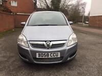 VAUXHALL ZAFIRA 1.9 DIESEL AUTOMATIC ** HPI CLEAR ** LOW MILEAGE **