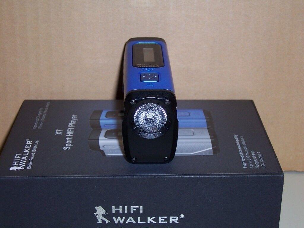 Hifi Walker X7 Sport Waterproof Outdoor High Res Digital Audio
