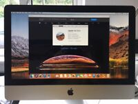 """iMac mid 2010 21.5"""" i3 3.06 Ghz 8GB Ram 1TB HDD c/w Keyboard and Mouse"""