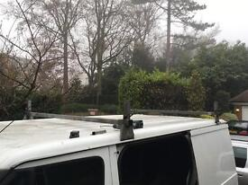 Ford transit roof bars.