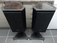 Tannoy Sixes Series 607 speakers With Original Stands