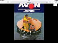 Real Avon Life Raft