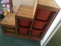 IKEA Storage Unit with drawers