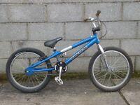 blue bike 20''mongoose