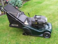 Hayter Harrier 41 E/S Variable Speed Lawn Mower