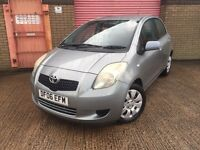 Toyota Yaris 1.3 T3 Automatic 5dr, 2006 PETROL CHEAP AUTO AUTOMATIC BARGAIN PRICE