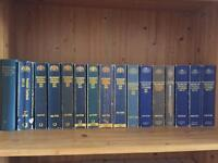 Rothmans / sky sports yearbook collection