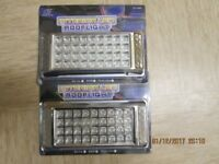 LED LIGHTS 12 volt 36 leds bright White suitable for Vans , Boats , Motorhomes and Caravans from £10