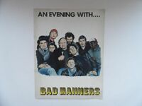 "Bad Manners ""An Evening With....."" 1981 UK Tour Programme"