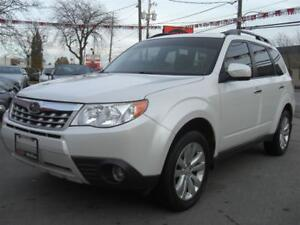 2011 Subaru Forester 2.5 X AWD Touring Package *Sunroof / Heated