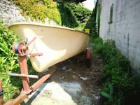 12ft Todd fishing boat