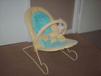 m&p baby bouncing chair