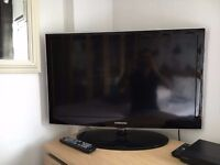 Samsung UE32C4000 32 Inch Widescreen HD Ready 50Hz Slim LED Television Freeview