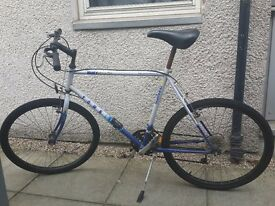 Bike for sale Aberdeen (for tall people)