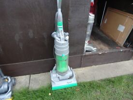 green and grey dyson dc04 model in good working order