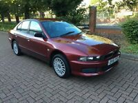 2001 Mitsubishi Galant GLX SE * Long MOT * Drives Superb * Low Mileage *