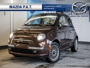 2014 Fiat 500C LOUNGE **CONVERTIBLE**